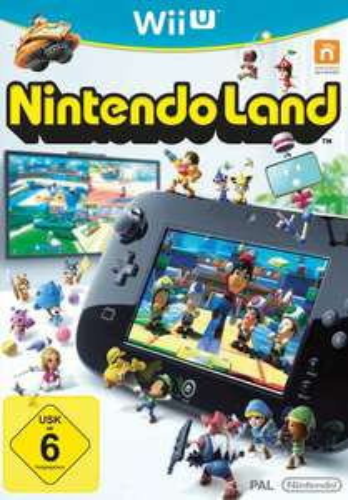 Nintendo Land (Nintendo Wii U) für 26,80 EUR inkl. Versand
