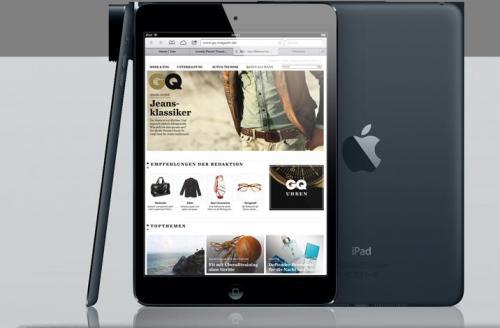 Mowotel 1 GB Internet mit iPad Mini für 19,99€