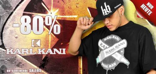 80% Rabatt auf Karl Kani bei Hoodboyz