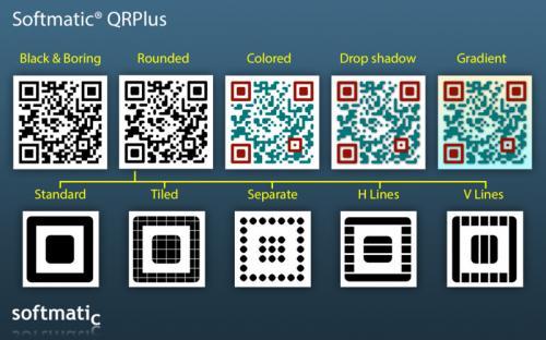 [Mac App Store] Softmatic QRPlus - QR-Codes am Mac erstellen
