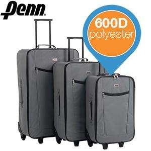 Penn 3-teiliges Trolley-Set aus Polyester für 49,95€ zzgl. 8,95€ Versand @ibood