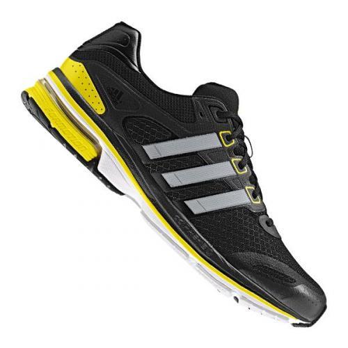 Adidas Supernova Glide 5 Running gelb 50€ nur heute! @11teamsports.de
