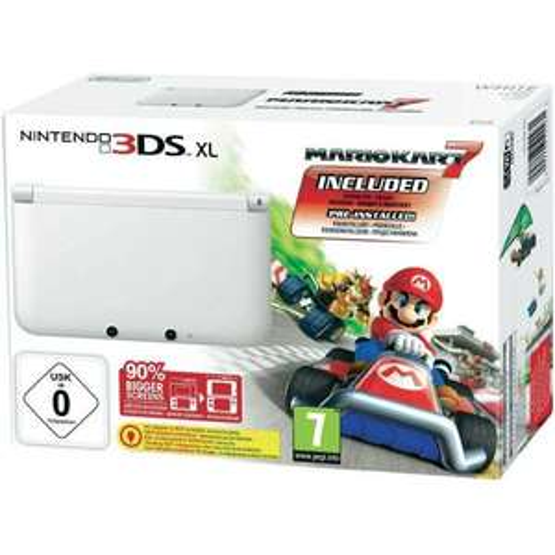 [CONRAD] Nintendo 3DS XL Konsole + Mario Kart 7