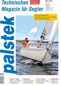 Für Segler und Segelninteressierte: Kostenfreie PDF-Dokumente von der Seglerzeitschrift Palstek