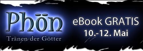 "Kindle Ebook ""Phön-Tränen der Götter"""