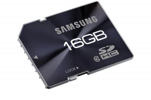 Samsung Class 10 SDHC Pro 16/32GB Bulk read 80MB/s write 40MB/s