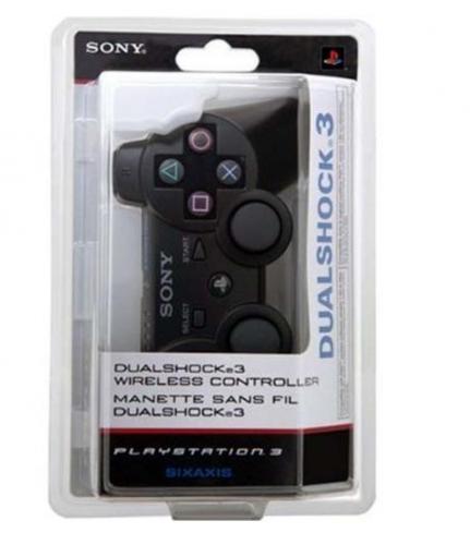 Sony Playstation 3 Dualshock 3 Controller NEU ORIGINALVERPACKT