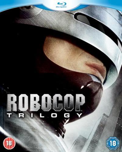 Robocop Trilogy (Blu-ray) für 18,45€ inkl. Versand bei zavvi