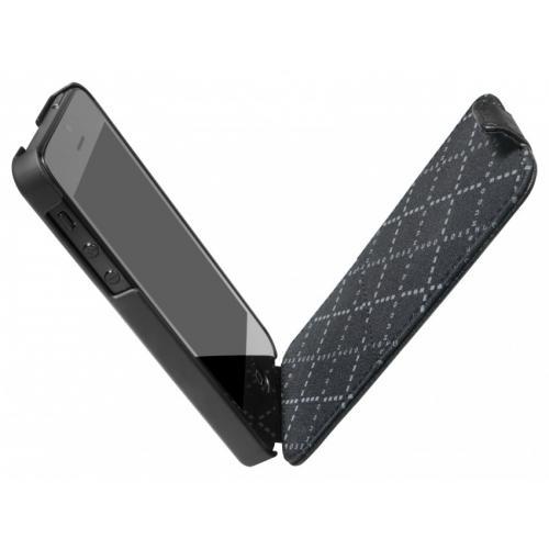 notebooksbilliger.de: Hugo Boss Reflex Flipcase für iPhone5 in schwarz über 90 Prozent billiger (EUR 5,89 inkl. Versand)