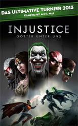 LOKAL WIEN [SATURN Gerngroß] Injustice (PS3/360) für 34,99€