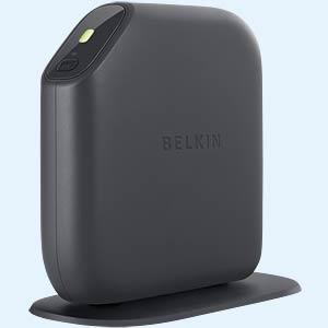 """WLAN """"N""""  Router   """"BELKIN F7D1301DE"""""""