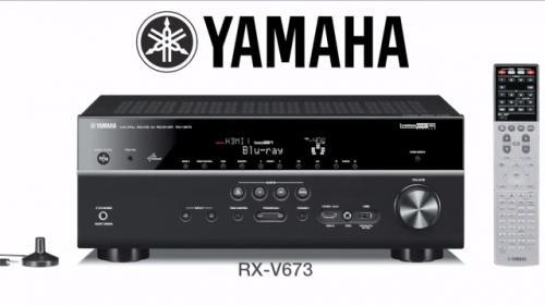 Saturn Bielefeld - Yamaha RX-v673 7.2 AV Receiver