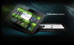 BlackBerry PlayBook, 7 Zoll Tablet mit 64GB, für 109,99 Euro (Refurbished) inklusive Versand