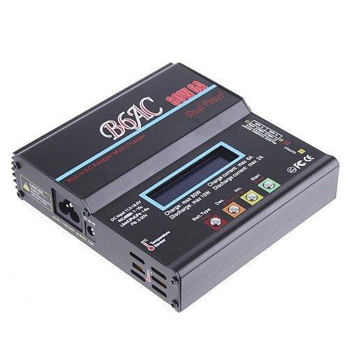 [Aliexpress] B6AC 80W 6A NiCd/MH/LiLo/LiFe/Pb RC Ladegerät