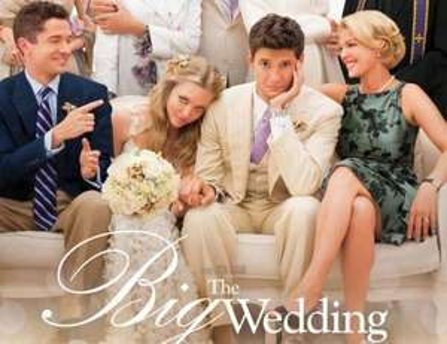 "Fast kostenlos ins Kino zu ""The Big Wedding"""