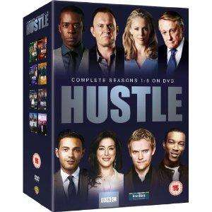 [Zavvi] Hustle - Seasons 1-8 DVD Komplettbox