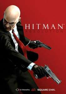 [STEAM] Hitman Absolution: Professional Edition @Amazon.com
