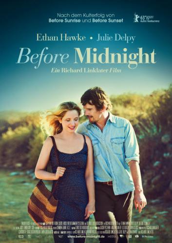 """[LOKAL BAYERN] Komplett kostenlos ins Kino zu """"Before Midnight"""" am 14.05.2013 um 20:00 Uhr"""