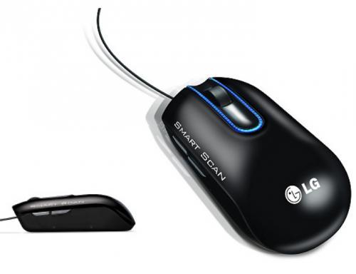 [Retoure] LG LSM100 Laser- / Scanner Maus für PC und Mac 34€ zzgl. 5,90€ Versand @DC