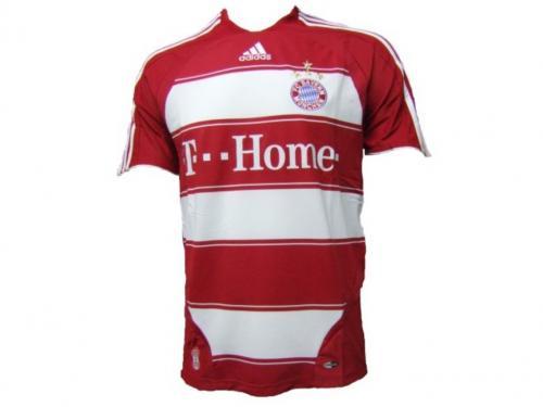 FC Bayern Home Trikot 08/09 Gr. 176 (wie S) + Nike Short
