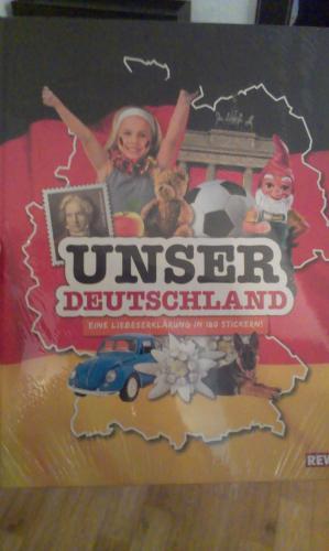 Unser Deutschland Album Kostenlos Rewe [Lokal Hannover]