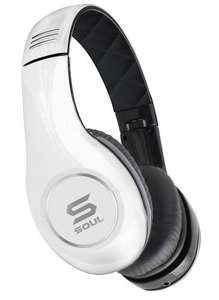 SOUL by Ludacris SL150BW (black/white) Headphones @ Amazon.com