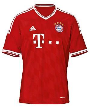 Neues Bayern Trikot 2013/2014 @ soccer-fans-shop.de für 51,97 Euro durch Groupon-Gutschein