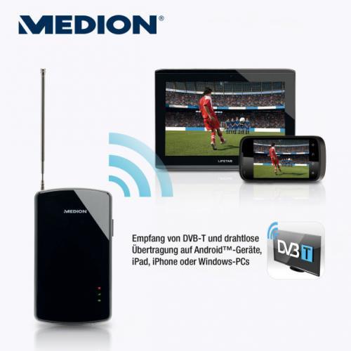 Aldi-Nord: Medion Life P79049 (DVB-T-Empfänger)