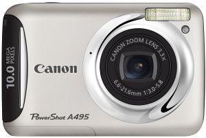 [Lokal Hanau] Canon Powershot A 495 (Sonntag 14-15 Uhr) Saturn
