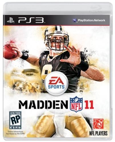 Madden 11 PS3 / Madden 11 XBOX360 19,99 Euro
