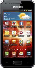 WHD: Galaxy S Advance I9070 Android 4.1.2 für 159,97€