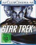 Star Trek [Blu-ray] für 7,97 €  - Amazon Bestpreis