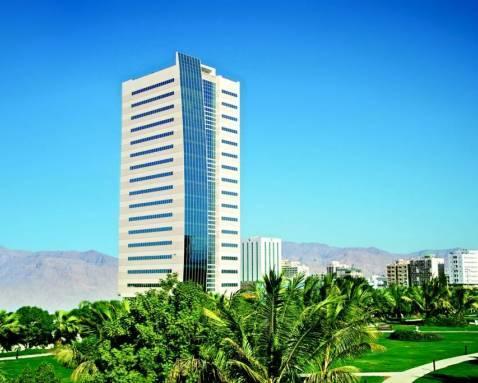 8 Tage vereinigte Emirate - Ras al Khaimah im Double Tree by Hilton inkl. Rail&Fly