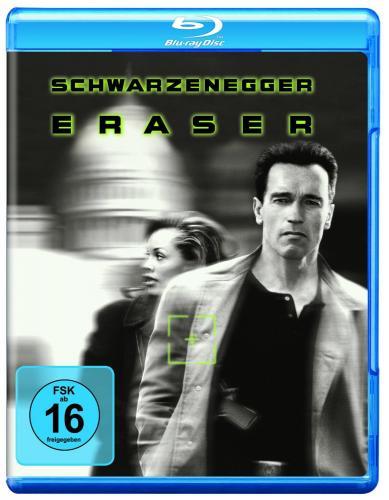 Eraser [Blu-Ray] mit Arnold Schwarzenegger