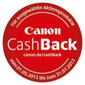 Canon CashBack für ausgewählte EOS, Objektive und Blitzgeräte