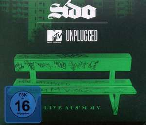 (Amazon) Sido Mtv Unplugged Live aus'M Mv (Deluxe Edition inkl. DVD) Prime:6,65€