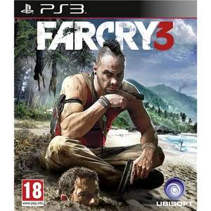 PS3 - Far Cry 3 für €20,84 [@Zavvi.com]