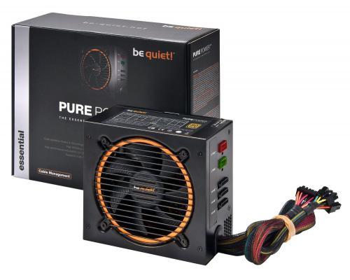 """be quiet!™ - PC-Netzteil """"Pure Power L8-CM 430"""" (430Watt,ATX 2.3,Modular,80Plus Bronze) ab €46,22 [@Voelkner.de]"""