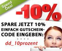 DailyDeal SPEED DEAL, 10% auf alles (nur von 11-15Uhr!)