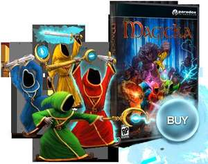 [Steam] Magicka Franchise -75% @ Daily Deal