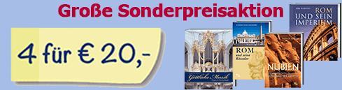 WBG - 4 Bücher für 20 € - nur für Mitglieder