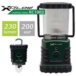 XGlow XC-1002 Campinglaterne mit 230 Lumen für 25,90€