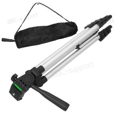 Ausziehbares Kamerastativ Fotostativ von 42cm bis 130cm für 7,69€ inkl. Versand