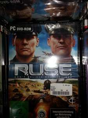 (Bundesweit - Mediamarkt) R.U.S.E - PC für 2,99 EUR