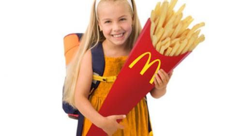 Neu bei McDonald's - 1+1   ( 2 Produkte für 2 EUR )