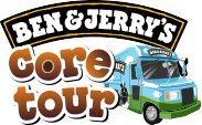 Ben & Jerry's Core Tour 2013: Gratis Eis in vielen Städten (D, A, CH)