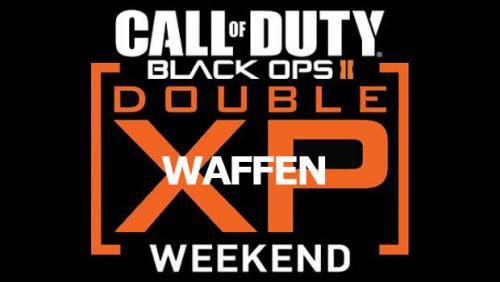 [Für CoD Freunde] Erneutes Black Ops 2 Double WAFFEN XP Wochenende (17.05. - 20.05.13)