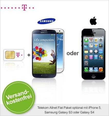 Telekom Special Complete Mobile XL für nur 19,95€ [@limango / tophandy.de]