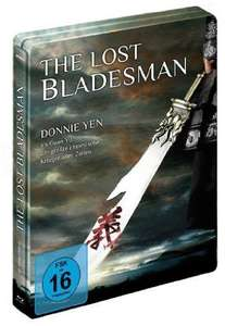 (Amazon) The Lost Bladesman Steelbook Blu-ray für 6,99 €