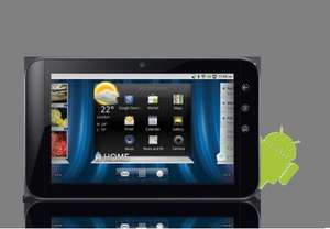 Tablet: Dell Streak 7